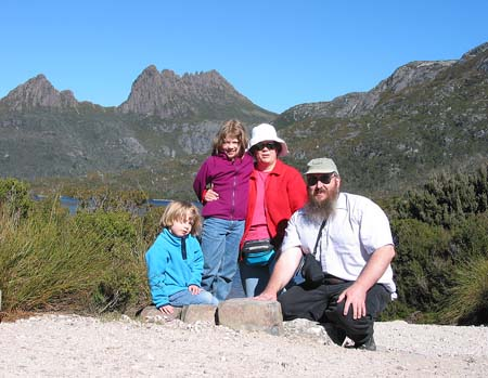 [Cradle Mountain]