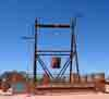 [Giant Winch in Coober Pedy]