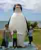 [The Giant Penguin of Penguin, Tasmania]