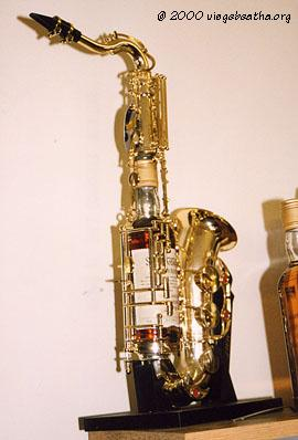 [Saxaphone and Whisky at Springbank]